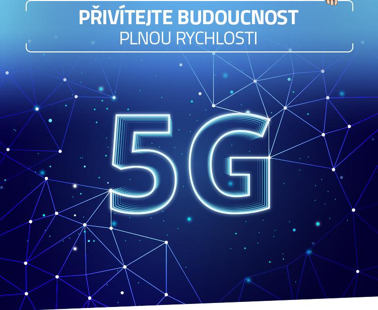 Telefony s 5G