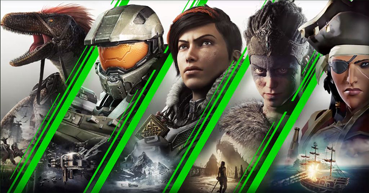 Microsoft Xbox Game Pass pro PC