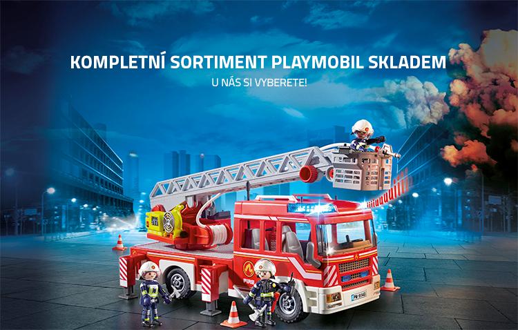Kompletní sortiment Playmobil