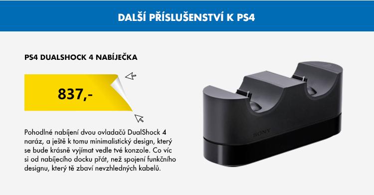 Dualshock nabíječka