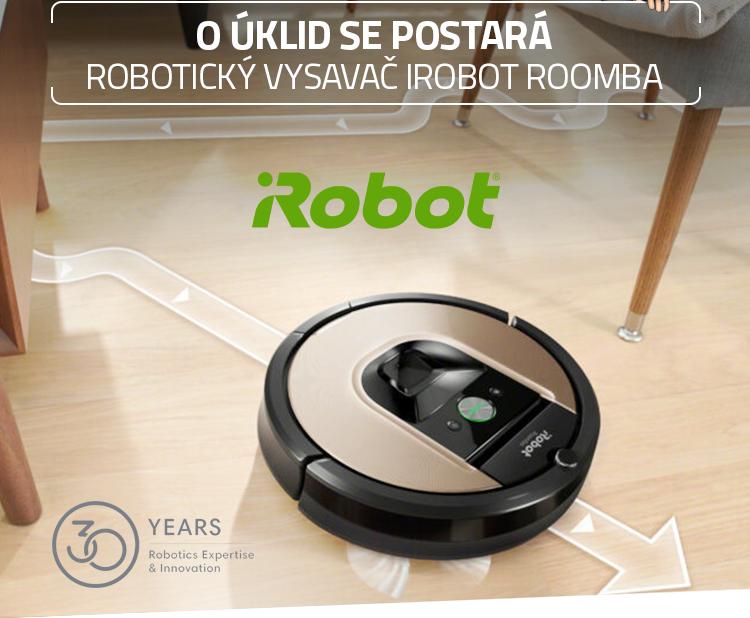 iRobot Akce
