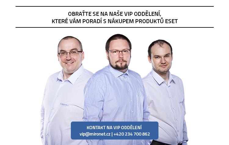 VIP Mironet.cz