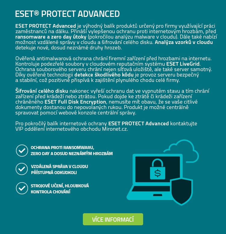 ESET® PROTECT Advanced