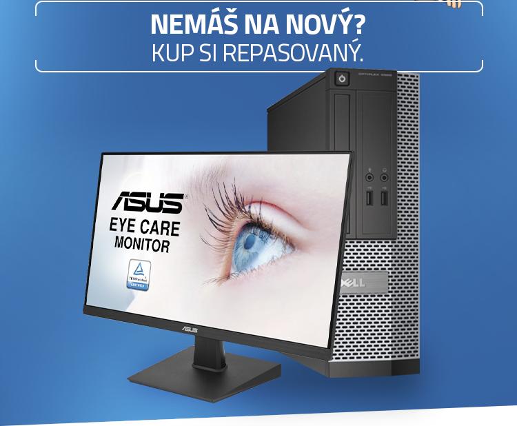 Repasované PC