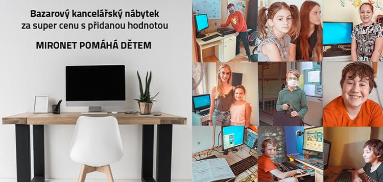 Nábytek Počítače dětem