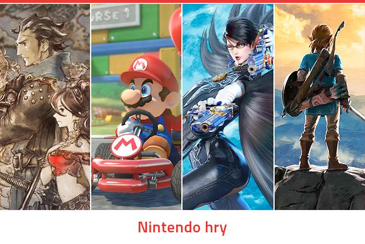 Hry pro Nintendo Switch