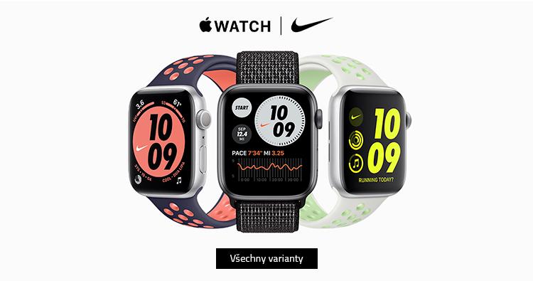 Chytré hodinky Apple Watch Nike