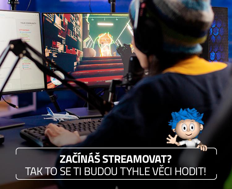 Streamování